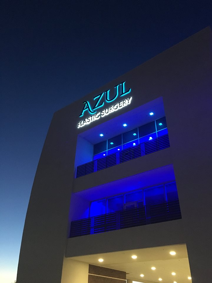 Azul Plastic Surgery's NEW Sugar Land Facility